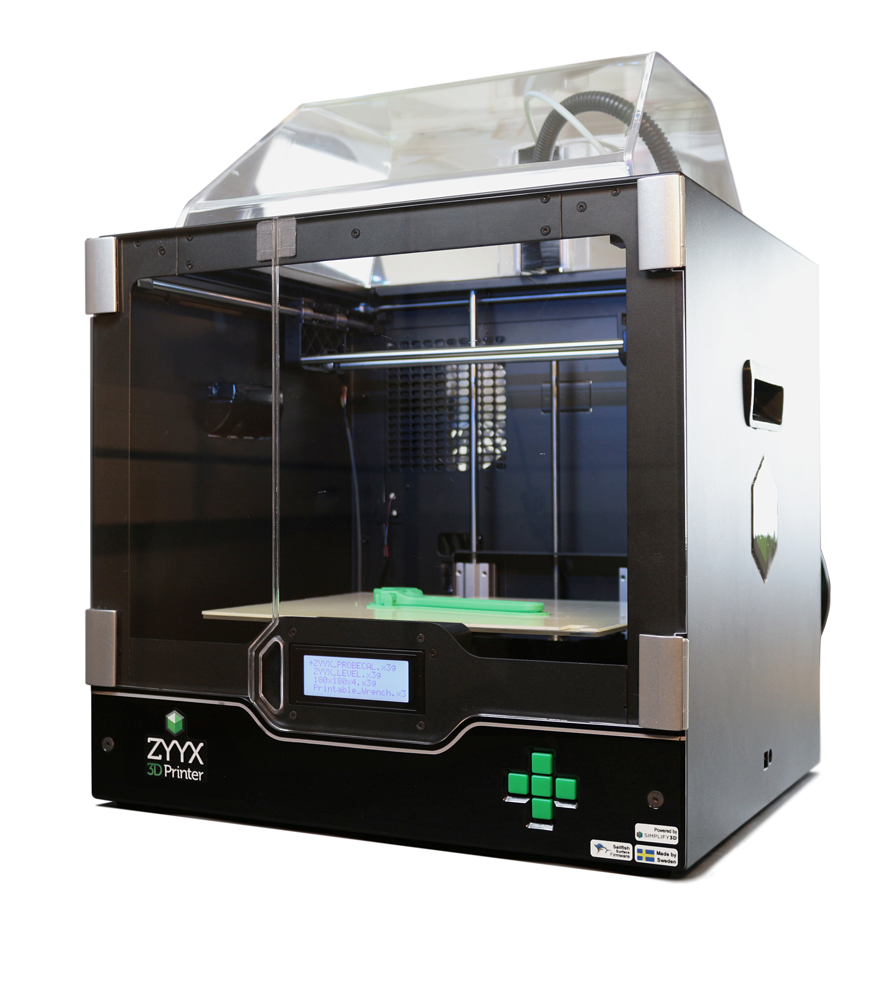 Press Zyyx 3d Printer Professional 3d Printers